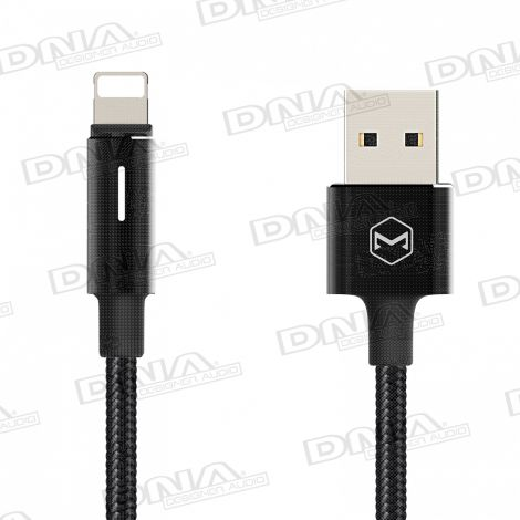 Mcdodo Lightning to USB Auto Disconnect/ Reconnect Lead - 1.8 Mtr