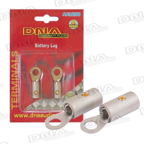 8 Gauge Battery Lug - 2 Pack