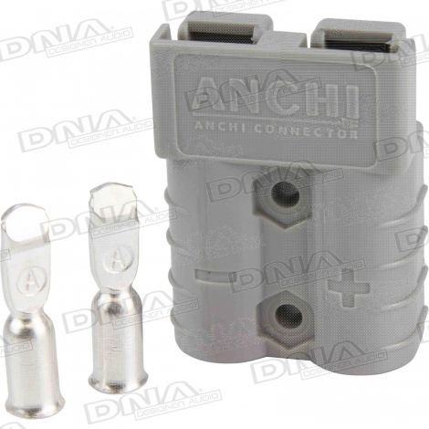 Heavy Duty Anderson Battery Connector - 50 Amp