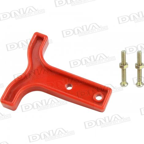 Heavy Duty T Type Handle For Anderson Battery Connector