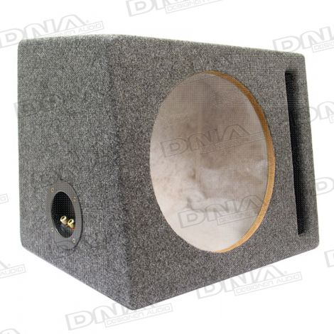 10 Inch Slot Port Subwoofer Box