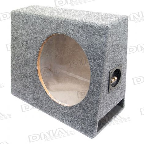 Slimline 12 Inch Slot Ported Subwoofer Box