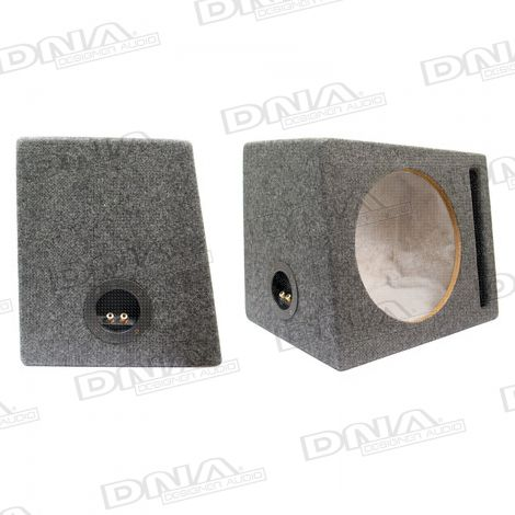 12 Inch Slot Port Subwoofer Box