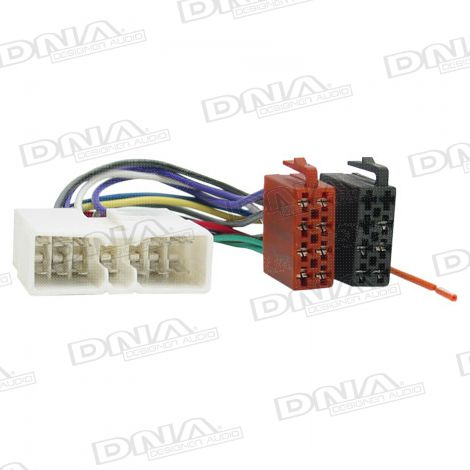 ISO Harness To Suit EA-ED Ford
