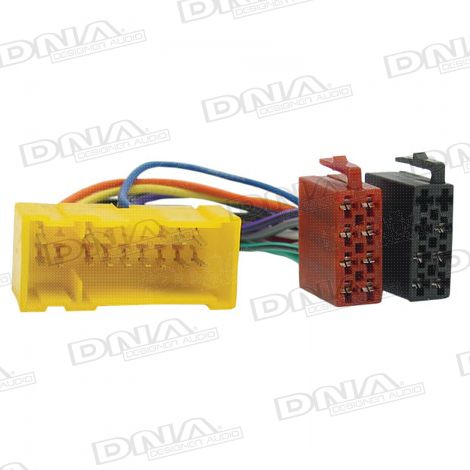 ISO Harness To Suit Nissan