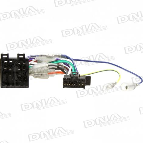 Wiring harness to suit JVC 16 Pin