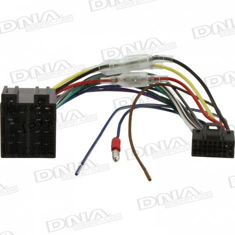ISO Harness To Suit Kenwood 16 Pin