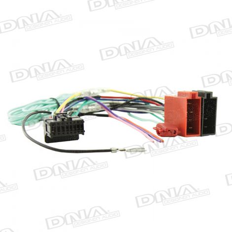 ISO Harness To Suit Pioneer 16 Pin