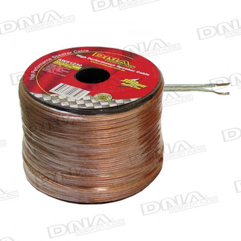 Speaker Cable 2 x 30 Strands - 100 Metres