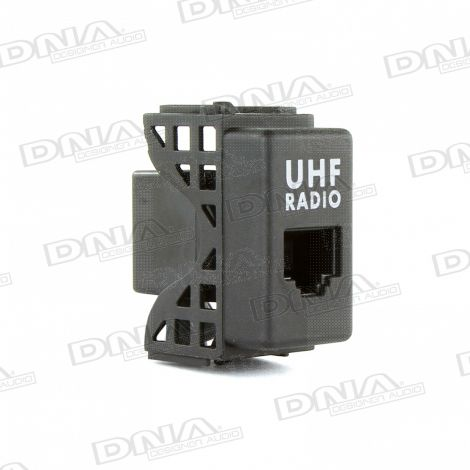 UHF RJ45 Factory fit switch socket to suit the following Nissan vehicles