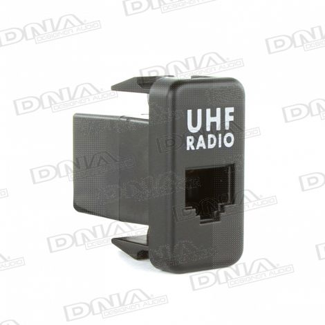 UHF Socket To Suit Toyota - Large Socket