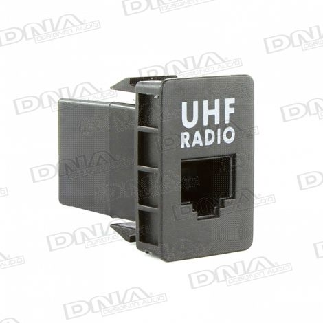 UHF Socket To Suit Toyota - Medium Socket