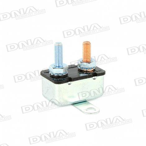 Short Stop Auto Reset Thermal Circuit Breaker - 20 Amp