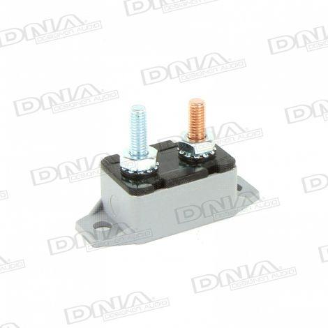 Short Stop Auto Reset Thermal Circuit Breaker - 50 Amp