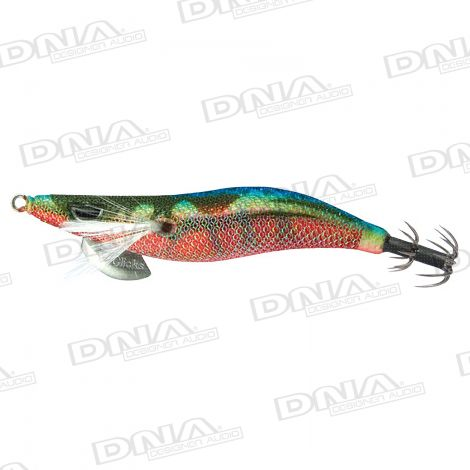 Clicks 2.5 Size Squid Lure Colour 032 - Accomplice Red-kun