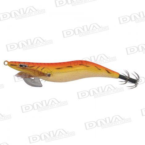 Clicks 3.0 Size Squid Lure Colour 004 - Orange / Gold