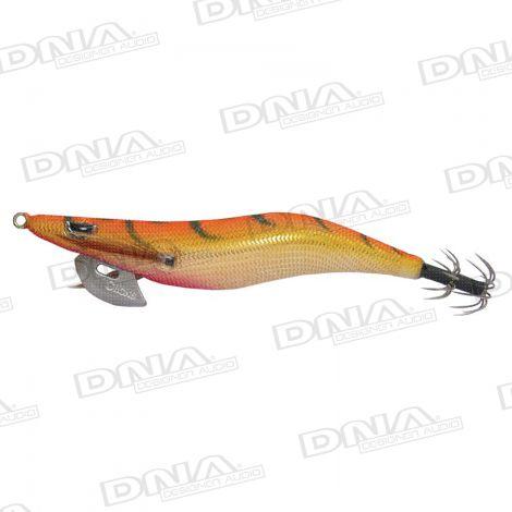 Clicks 3.0 Size Squid Lure Colour 006 - Sugi Orange / Gold
