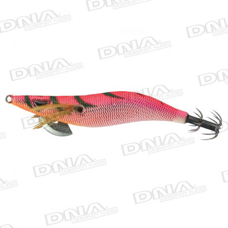 Clicks 3.0 Size Squid Lure Colour 012 - Sugipinku / Red