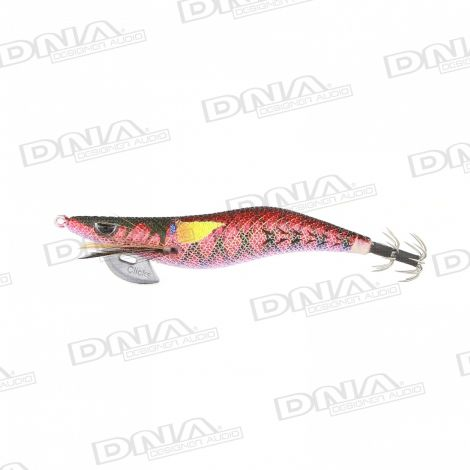 Clicks 3.0 Size Squid Lure Colour 040  - Gross Aji Red