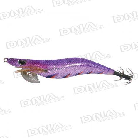 Clicks 3.0 Size Squid Lure Colour 051 - Flash Purple / Wild Berry