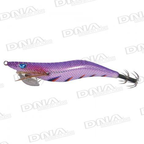 Clicks 3.0D Size Squid Lure Colour 051 - Flash Purple / Wild Berry