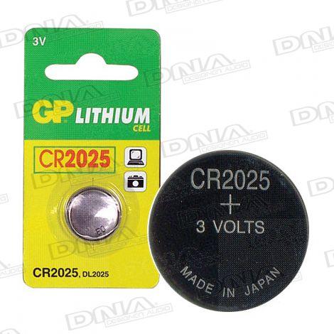 3v Lithium Battery