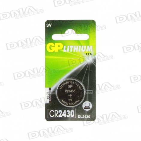 GP 3 Volt lithium battery