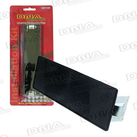 Universal DIN Blanking Plate