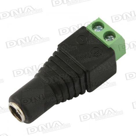 Male DC Plug