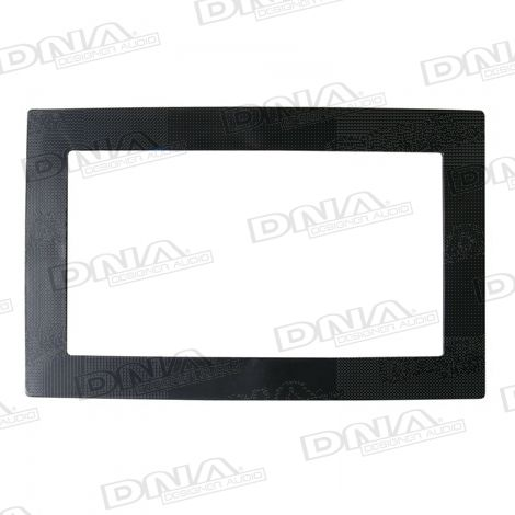 Double DIN Trim Ring