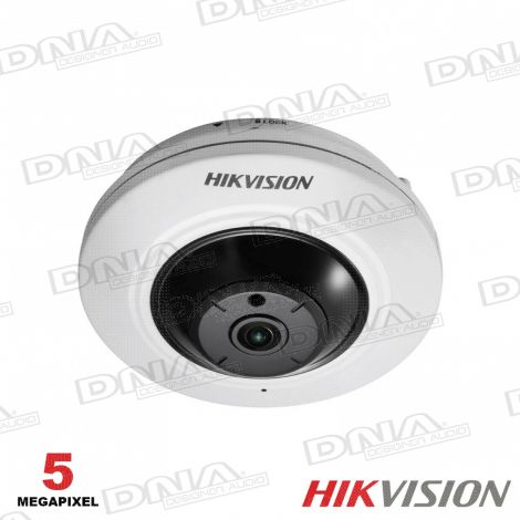 5MP Indoor 180 degree Camera, H.265+, 10m EXIR 2.0, 120dB WDR, 1.05mm