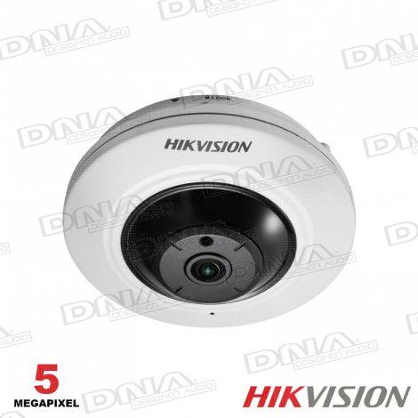 5MP Indoor 180 degree Camera, H.265+, 10m EXIR 2.0, 120dB WDR, 1.05mm