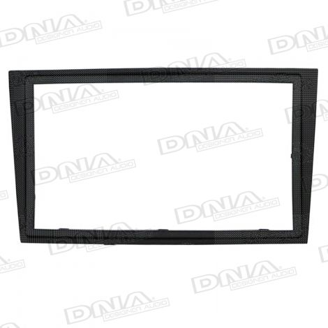 Fascia Panel Suit Holden Astra Captiva - Black