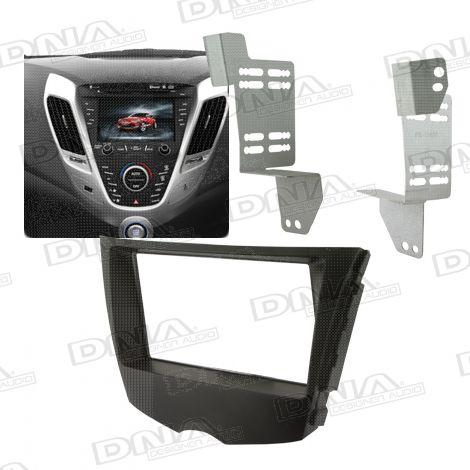 Fascia Panel To Suit Hyundai Veloster