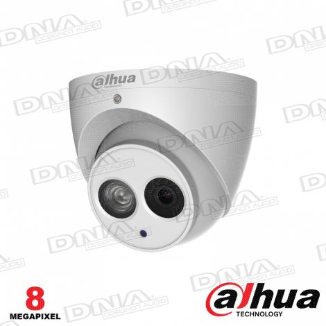8MP IR Eyeball Network Camera