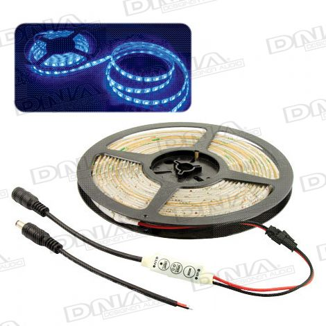 Blue SMD 5050 LED Light Roll - 5 Metres