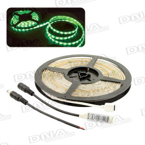Multicolour (RGB) SMD 5050 LED Light Roll With Controller - 5 Metres