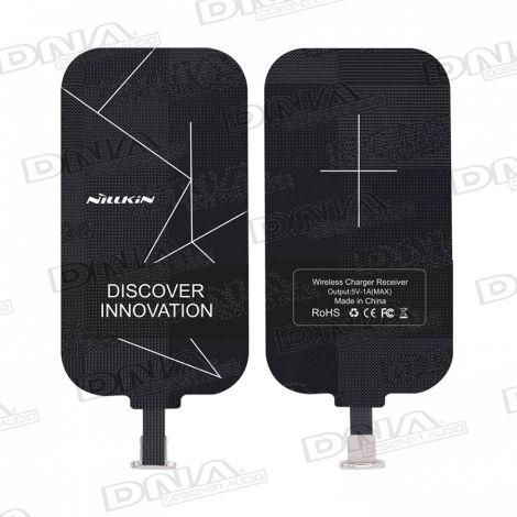 Nillkin Magic Tag Wireless QI Adaptor - Suits Apple Lightning Devices Iphone Plus & Ipad