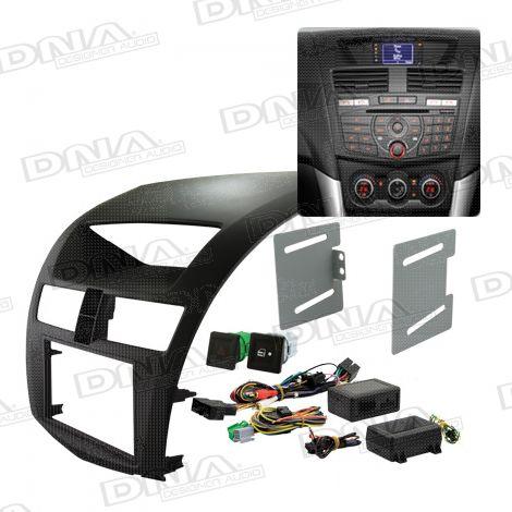 Fascia Panel & SWC To Suit Mazda BT50