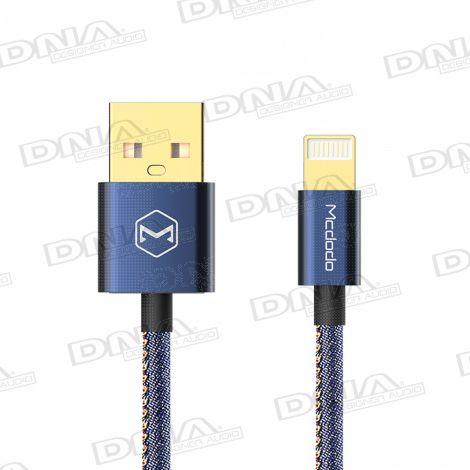 Denim Series Lightning to USB Lead - 1.2m