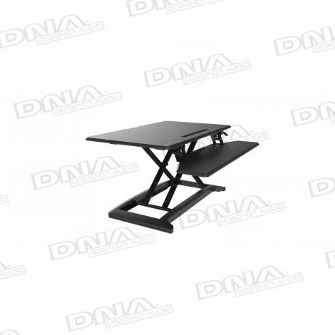 Loctek Desk Top Riser - Black