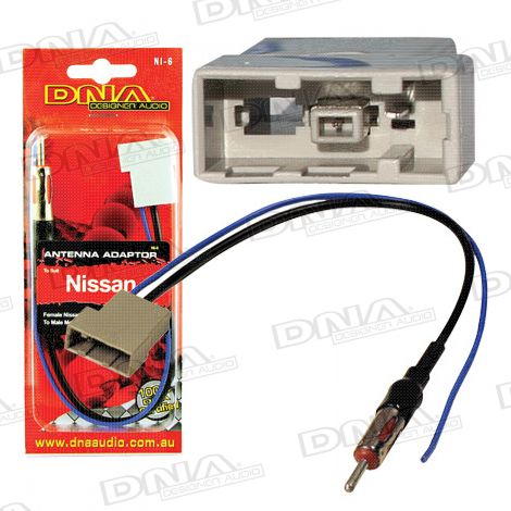 Antenna Adaptor To Suit Nissan