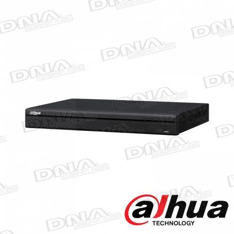 8 Channel 1U 8PoE 4K&H.265 Lite Network Video Recorder