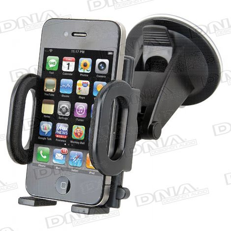 Mobile Windscreen Suction Mount 50-115mm