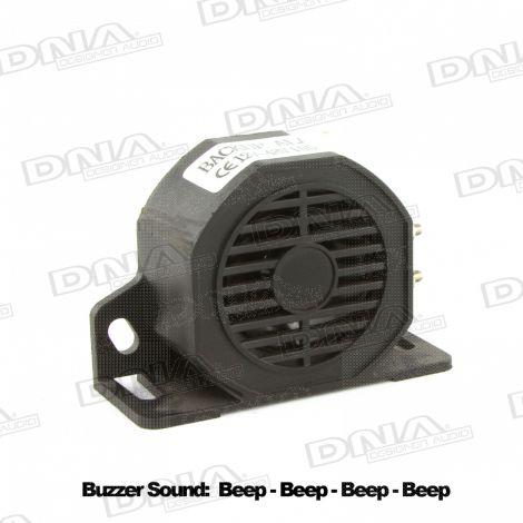 Reversing Backup Alarm Beeper - Black
