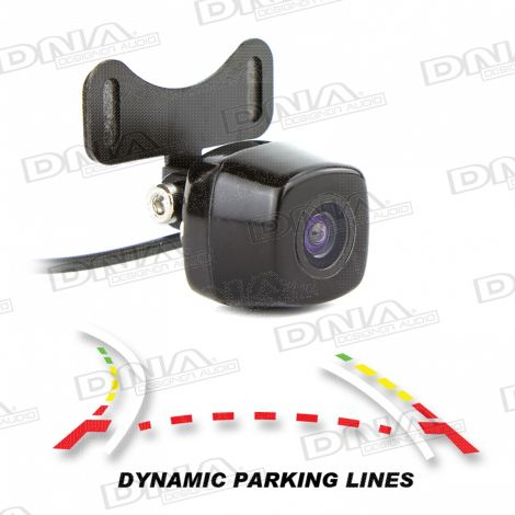 Reverse Camera Large With Dynamic Parking Lines - PAL