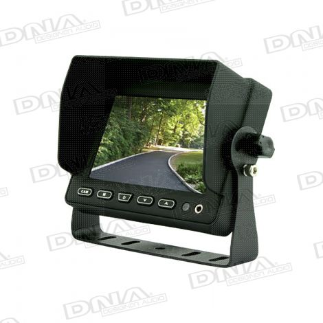 5 Inch LCD Rearview Screen