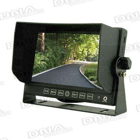 7 Inch LCD Rearview Screen
