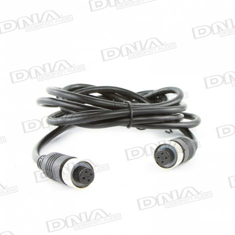 Female 4 Pin To Female 4 Pin Cable - 2 Metres