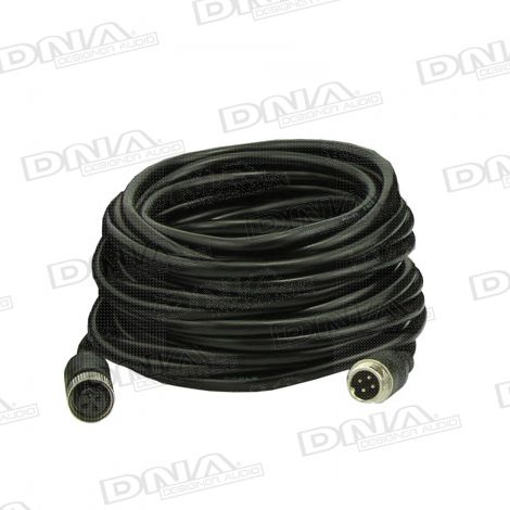 4 Pin Extension Cable - 15 Metres